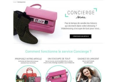 videdressing.com - conciergerie